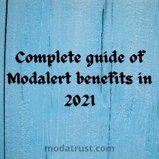 Modalert benefits