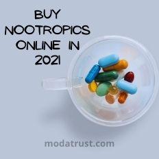 Nootropics in 2021