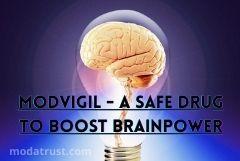 Modvigil - A Safe Drug to Boost Brainpower